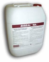 Biseal WA ماده افزودنی آببند کننده بتن فاقد کلر به صورت مایع