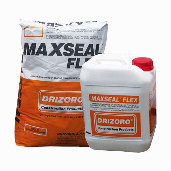 مصالح آببند کننده انعطاف پذیر فشار منفی و مثبت Maxseal flex