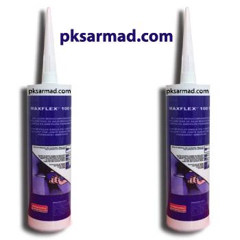 درزگیر پایه پولییورتان اصلاحشده با کاربری بالا برای آببندی درزها MAXFLEX 100W