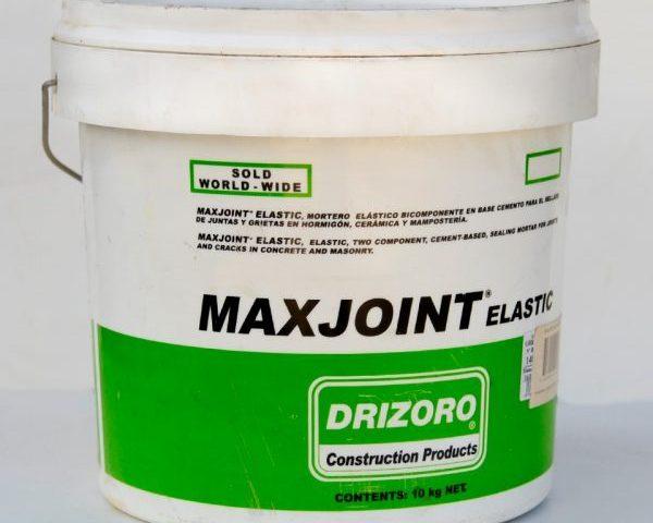 ملات الاستیک برای آببندی درزها و ترکهای بتن و مصالح بنایی مستعد جابجایی maxjoint elastic
