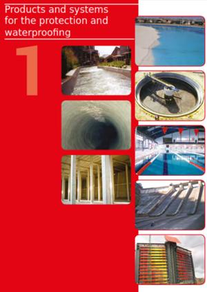 محصولات و سیستم های محافظت و آب بندی